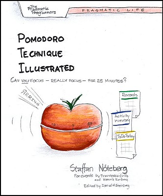Pomodoro Technique Illustrated By Noteberg, Staffan